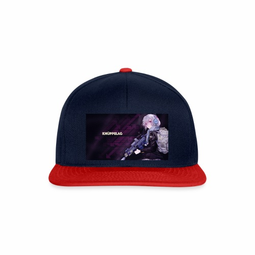 Anime Merch - Snapback Cap