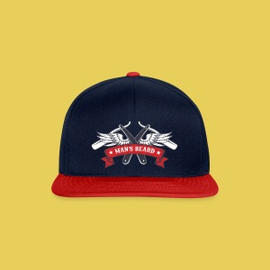 Angel Man's Beard - Casquette snapback
