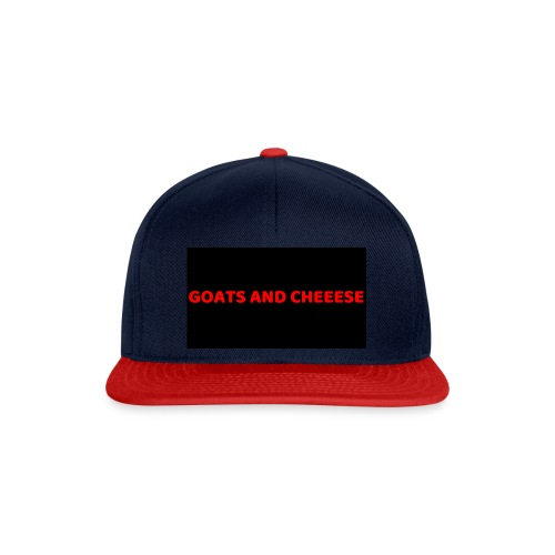 GOATS AND CHEESE - Snapback Cap