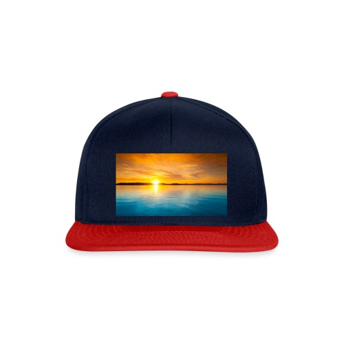 sunset - Gorra Snapback