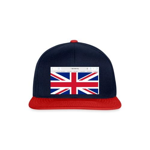 great britan - Snapback Cap