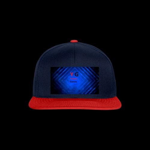 alles met de logo van yorben games - Snapback cap