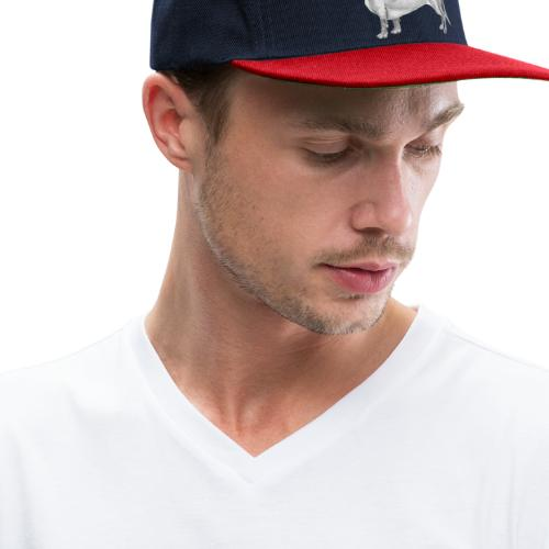 Dachshund smooth haired - Snapback Cap