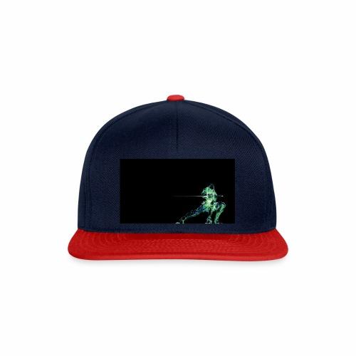 green ninja from PDCM - Snapback cap