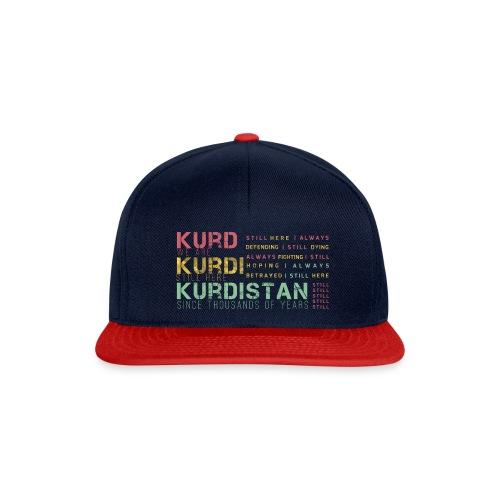 Still Kurds alive - Snapback Cap