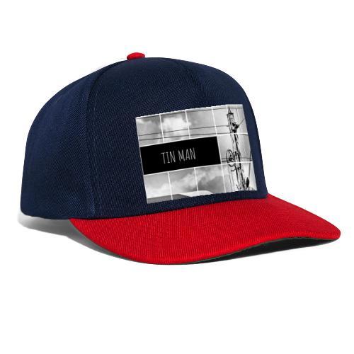 Tin Man - Snapback Cap