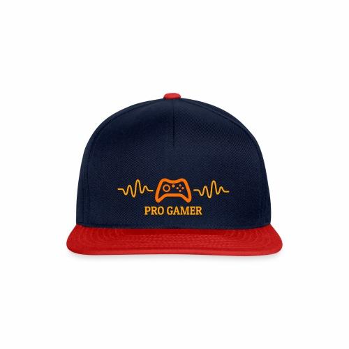 Pro Gamer Heartbeat - Snapback Cap