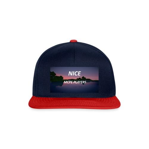 Sonnenuntergang in Minecraft Shader - Snapback Cap
