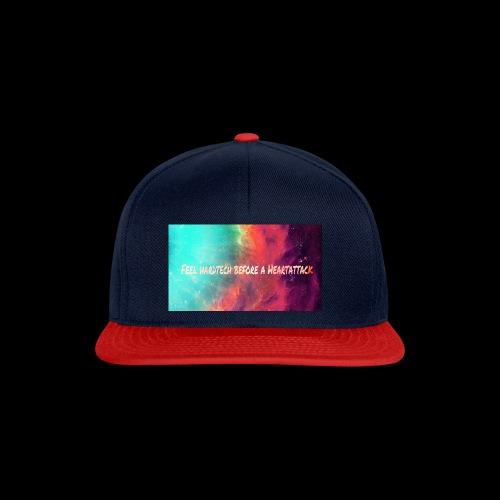 Feel hardtech - Snapback Cap
