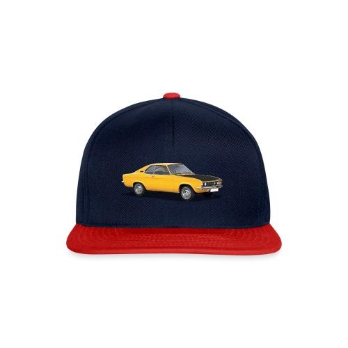 Manta - Snapback Cap