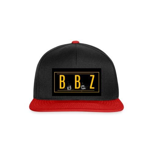 NEW BANNERRRR jpg - Snapback Cap