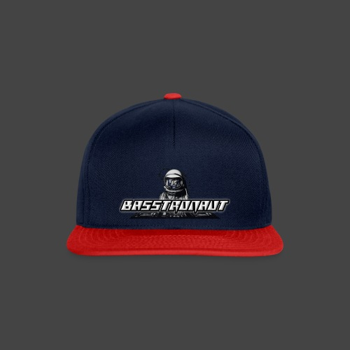 Bassphemie - Basstronaut Logo - Snapback Cap