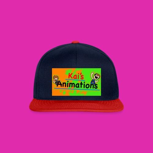 kai's animations logo - Snapback Cap