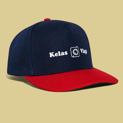 kelas vlogs new logo - Snapback Cap