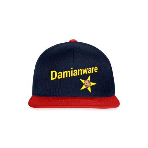 DamianWare - Snapback Cap