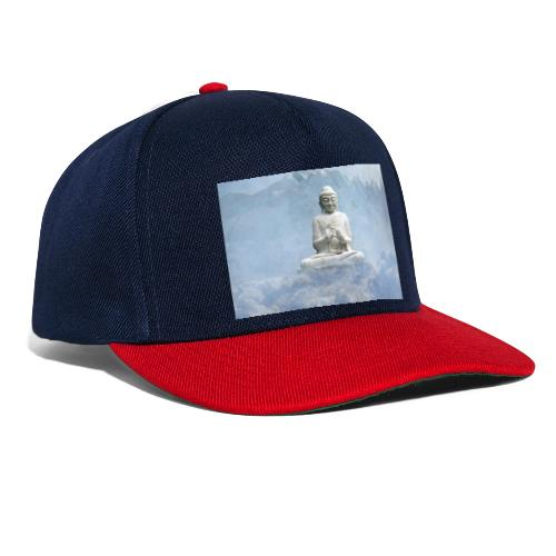 Buddha with the sky 3154857 - Snapback Cap