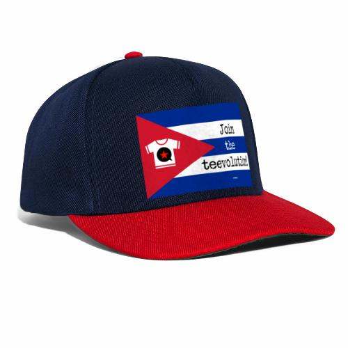 Tee Guevara - Snapback cap