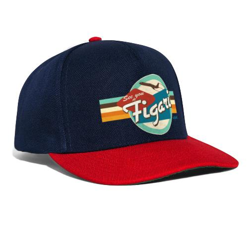 see you at figari - Casquette snapback