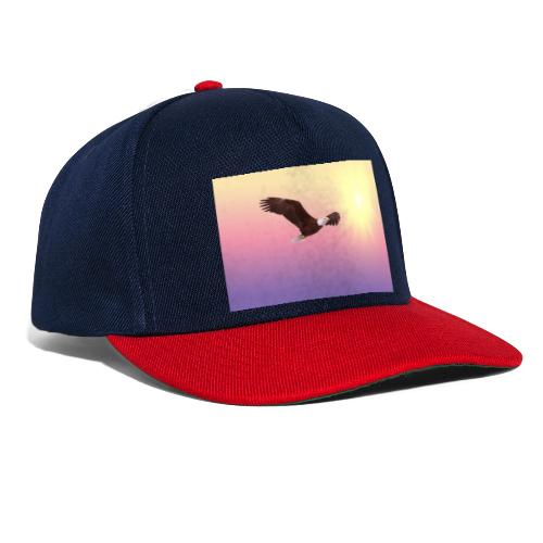bald eagle 521492 1920 - Gorra Snapback