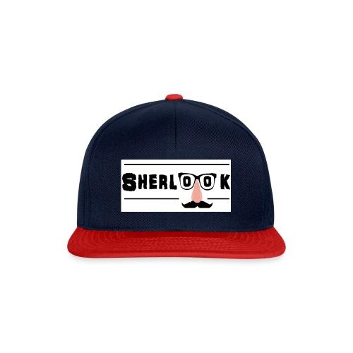 Sherlook - Casquette snapback