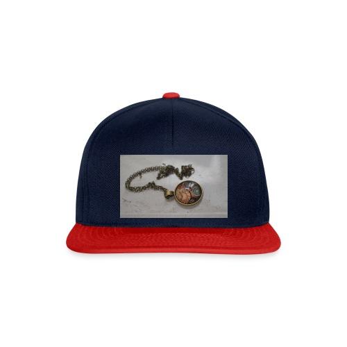 steampunk_collar - Gorra Snapback