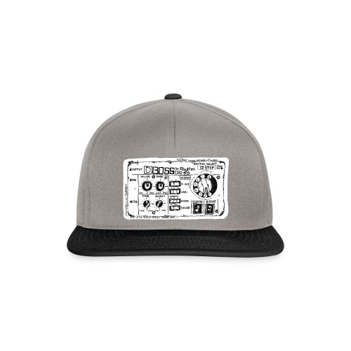 Drum Machine's R Ace! - Snapback Cap