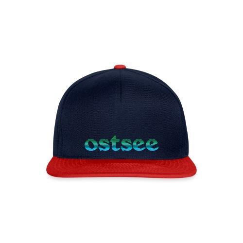 Ostsee Streifen - Snapback Cap