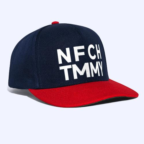 Einfach Tommy / NFCHTMMY / White Font - Snapback Cap