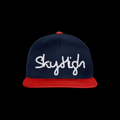 SkyHigh - Bella Women's Sweater - Light Gray - Snapback Cap