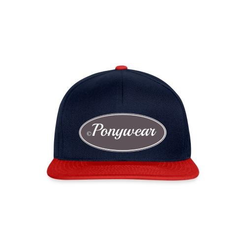 Ponywear - Snapback Cap