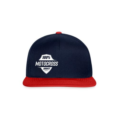100% Motocross - Casquette snapback