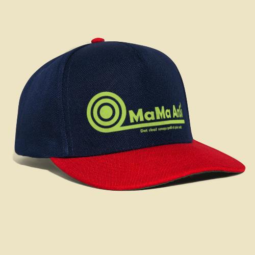 MaMa AnSi G logo - Snapback Cap