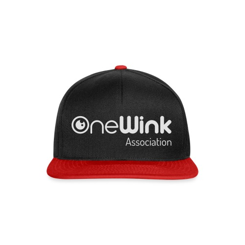 OneWink Association - Casquette snapback