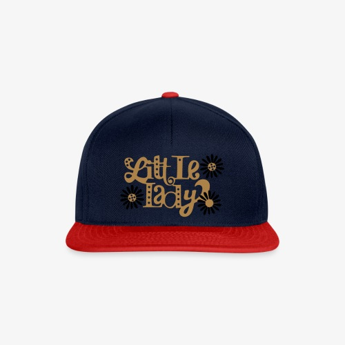 large_little-lady - Casquette snapback