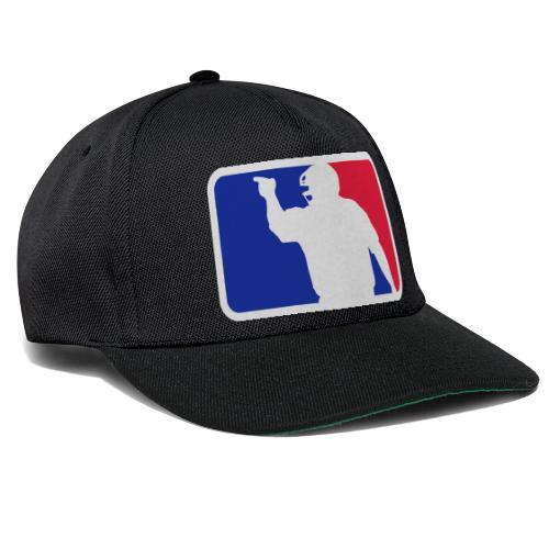 Baseball Umpire Logo - Snapback Cap