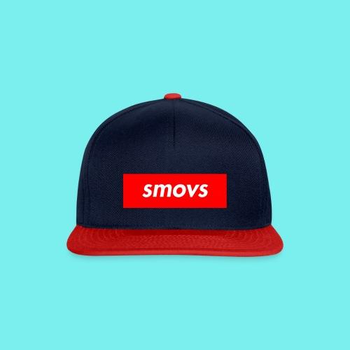Smovs box - Snapback Cap
