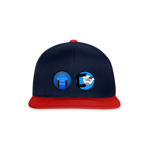 MC TURTLES V2 - Snapback Cap