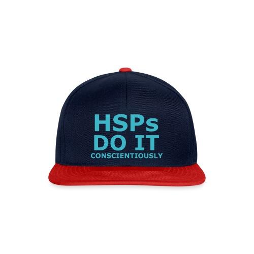 Do It hsPs women's t-shirt - Snapback Cap