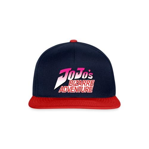 Jojo's Bizarre Adventure Logo T Shirt - Gorra Snapback