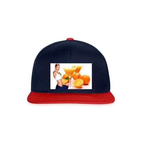 Uwes Network-Shop-T-Shirt - Snapback Cap
