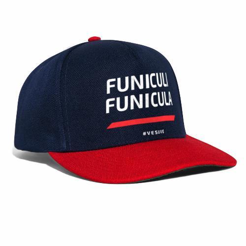 Funicula Funicula - Casquette snapback