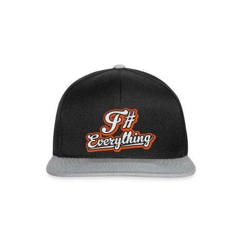 F# Everything - Snapback Cap
