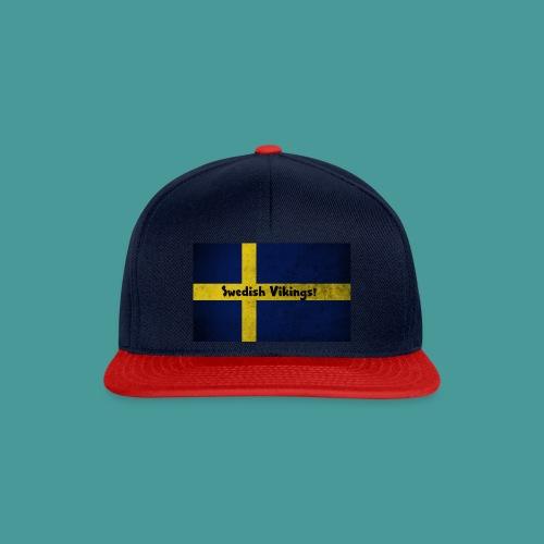 Swedish Vikings - Snapbackkeps