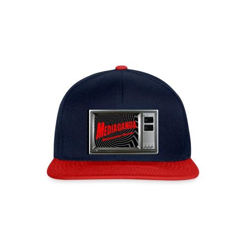 Mediaganda Logo - Snapback Cap