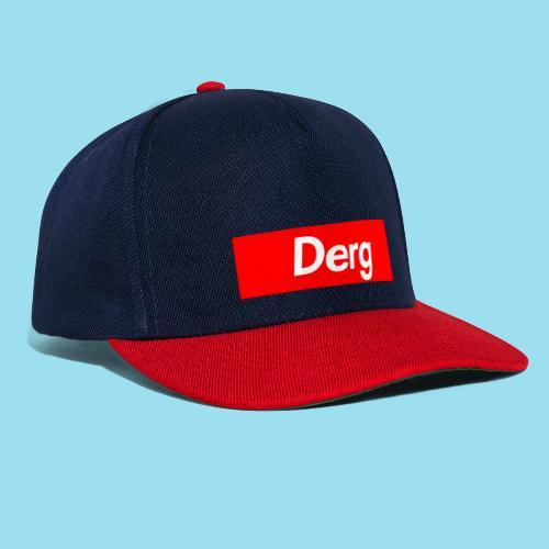 DERG Supmeme - Snapback Cap