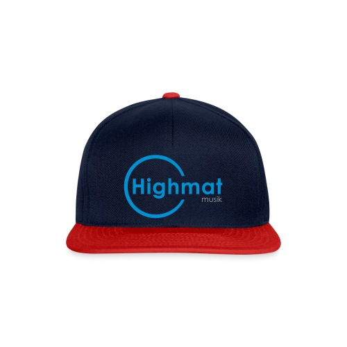 Highmatmusik Logo Shirt *SlimFit* - Snapback Cap