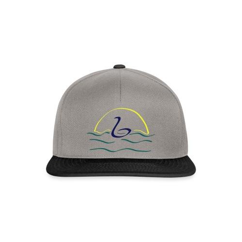 Swan - Snapback cap