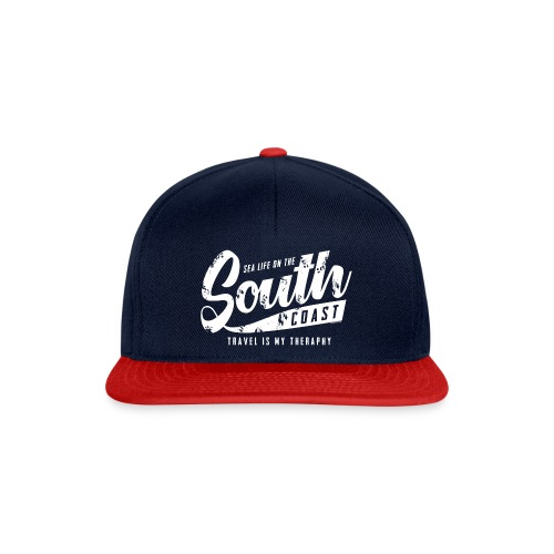South Coast Sea surf clothes and gifts GP1305A - Snapback Cap