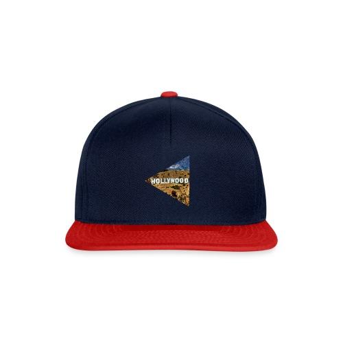 Hollywood - Snapback Cap