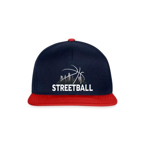Streetball Skyline - Street basketball - Snapback Cap